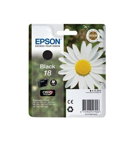 Epson Epson 18 (C13T18014010) ink black 175 pages (original)