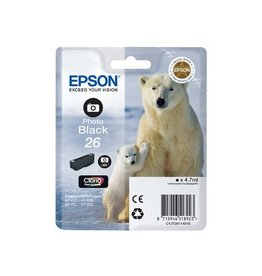 Epson Epson 26 (C13T26114010) ink photo black 200 pages (original)