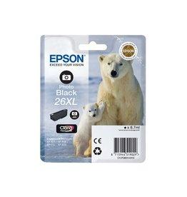 Epson Epson T26XL (C13T26314012) ink photo black 400p (original)