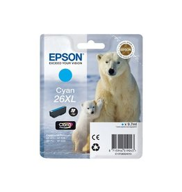 Epson Epson T26XL (C13T26324012) ink cyan 700 pages (original)