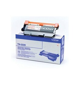 Brother Brother TN-2220 toner black 2600 pages (original)