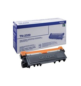 Brother Brother TN-2320 toner black 2600 pages (original)
