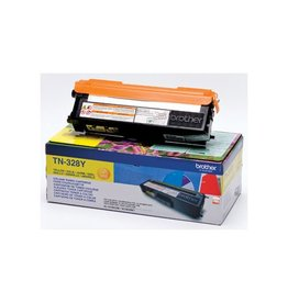 Brother Brother TN-328Y toner yellow 6000 pages (original)