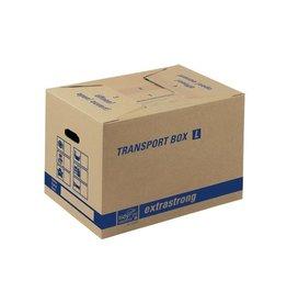 Tidypac Tidypac transportdoos binnenafmetingen: 50 x 35 x 35 [10st]