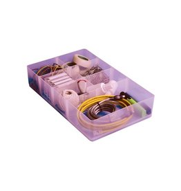 Really Useful Box Really Useful Box, divider met 7 vakjes voor 9l, transparant