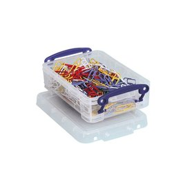 Really Useful Box Really Useful Box 0,35 liter, transparant