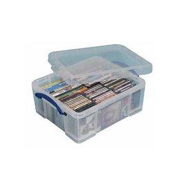 Really Useful Box Really Useful Box 18 liter, transparant