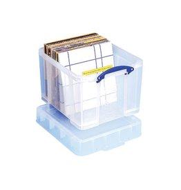 Really Useful Box Really Useful Box 35 liter XL, transparant [6st]