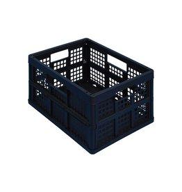 Really Useful Box Really Useful Box plooibox 45 liter, zwart