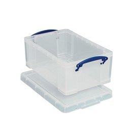 Really Useful Box Really Useful Box 5 liter, transparant