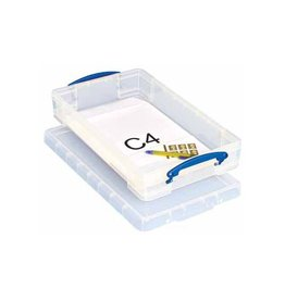 Really Useful Box Really Useful Box 6 liter, transparant