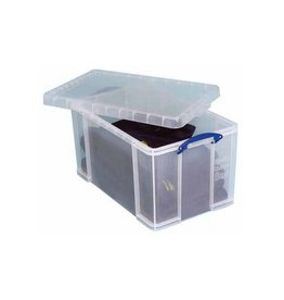 Really Useful Box Really Useful Box 84 liter, transparant [3st]