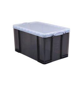 Really Useful Box Really Useful Box 84 liter, transparant smoke [3st]