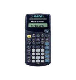 Texas Texas wtenschappelijke rekenmachine TI-30 ECO RS
