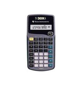 Texas Texas wetenschappelijke rekenmachine TI-30XA