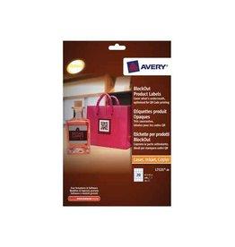 Avery Avery printbare QR-etiketten ft 45 x 45mm (b x h), 400 stuks