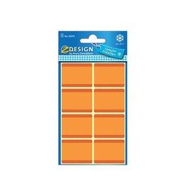 Avery Zweckform Avery diepvriesetiketten in blister, oranje, 40 etiketten