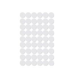 Apli Apli ronde etiketten in etui 13mm wit, 210st, 35/blad (2661)