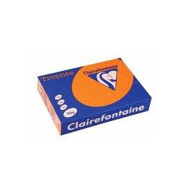 Clairefontaine Papier Clairefontaine Trophée Intens A4, 80 g, 500 vel, feloranje
