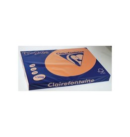 Clairefontaine Papier Clairefontaine Trophée Pastel A3, 120 g, 250 vel, abrikoos