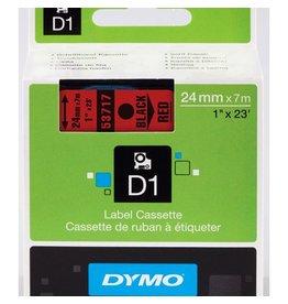 Dymo Lettertape Dymo 53717 d1 24mmx7m poly ro