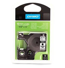 Dymo Lettertape Dymo 16957 d1 12mm3.5m nylon