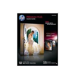 HP Fotopapier HP CR677A Premium+ 13x18cm 300gr Wit Glossy 20vel