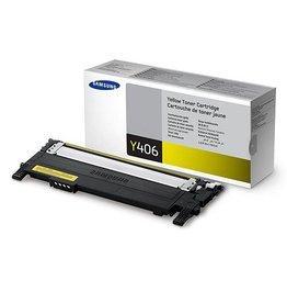Samsung Samsung CLT-Y406S (SU462A) toner yellow 1000p (original)