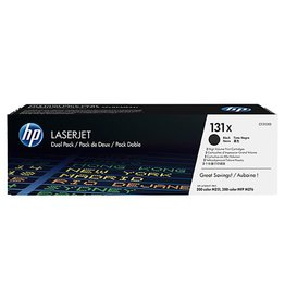 HP HP 131X (CF210XD) duopack black 2400 pages (original)