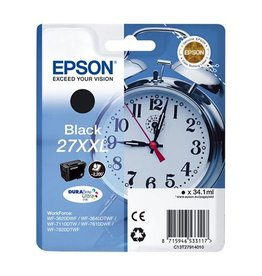 Epson Epson 27XXL (C13T27914010) ink black 2200 pages (original)