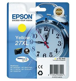 Epson Epson 27XL (C13T27144012) ink yellow 1100 pages (original)