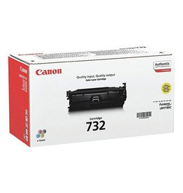 Canon Canon 732 (6260B002) toner yellow 6400 pages (original)