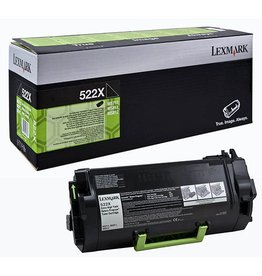 Lexmark Lexmark 522X (52D2X00) toner black 45K return (original)