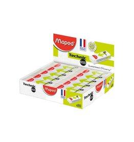 Maped Maped gum Technic 600 doos van 20 stuks