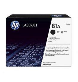HP HP 81A (CF281A) toner black 10500 pages (original)