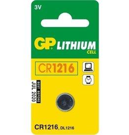 GP GP Lithium knoopcel CR1216, blister 1