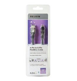 Belkin Cable IEEE 1394 S400 4P/6P 4.2 M