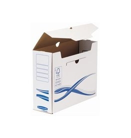 Bankers Box Bankers Box Basic transfer archiefdoos A4+ rug 10cm [25st]