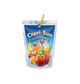 Capri-Sun Capri-Sun vruchtenlimonade Multivitamin, zakje 200 ml, 10st