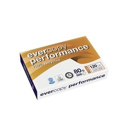 Clairefontaine Clairefontaine Evercopy papier Performance A4, 80 g, 500 vel