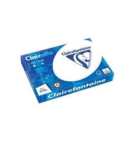 Clairefontaine Clairefontaine Clairalfa presentatiepapier A3,210g pak250vel