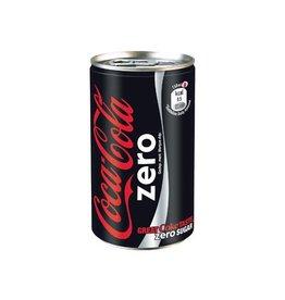 Coca Cola Company Coca-Cola Zero frisdrank, blikje van 15 cl, pak van 24 stuks