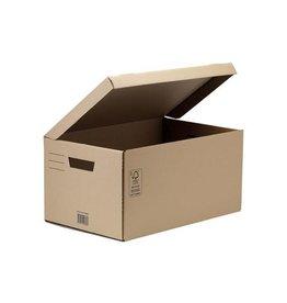 Merkloos Flip Top containerdoos [10st]