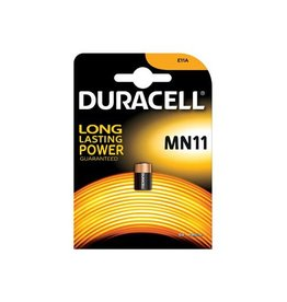 Duracell Duracell batterij Specialty MN11, op blister