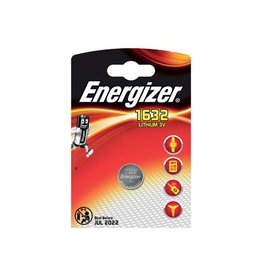 Energizer Energizer knoopcel CR1632, op blister