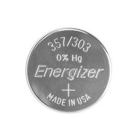 Energizer Energizer knoopcel 357/303, op blister
