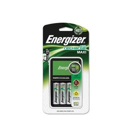 Energizer Energizer batterijlader Maxi Charger, inclusief 4xAA batt.