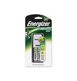 Energizer Energizer batterijlader Mini Charger, + 2 AA batterijen