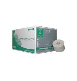 Europroducts Europroducts toiletpapier met dop, 1-l, 150m, eco, 36rol.