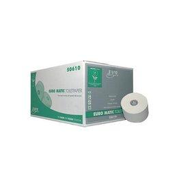 Europroducts Europroducts toiletpapier met dop, 2-l, 100m, eco, 36rol.
